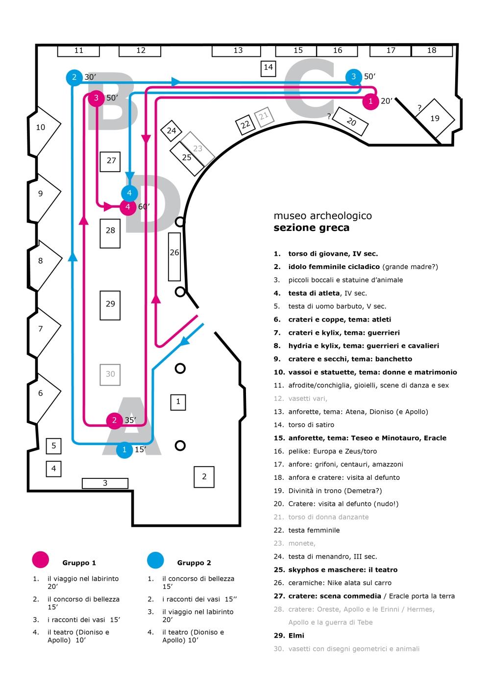 piantina sala 2