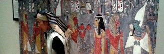 Egitto: gli affreschi